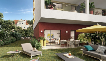 Schiltigheim programme immobilier neuve « Eloquence & Prestance » en Loi Pinel  (3)