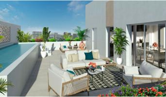 Montpellier programme immobilier rénové « Indüs » en loi pinel