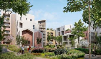 Montpellier programme immobilier neuve « Indüs » en Loi Pinel  (3)