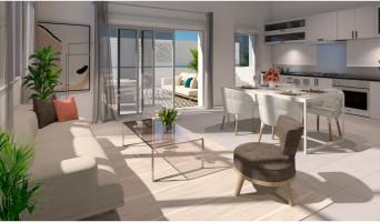 Montpellier programme immobilier neuve « Indüs » en Loi Pinel  (4)