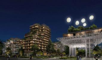 Rueil-Malmaison programme immobilier rénové « High Garden » en loi pinel