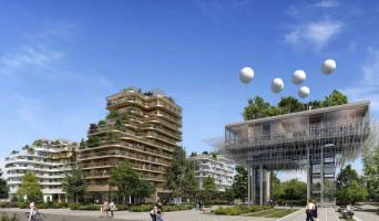 Rueil-Malmaison programme immobilier neuve « High Garden »  (2)