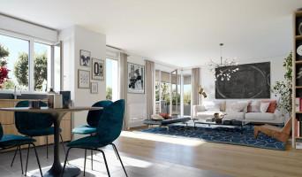 Rueil-Malmaison programme immobilier neuve « High Garden »  (4)