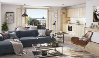 Saint-Cyr-l'École programme immobilier neuve « Accord Majeur » en Loi Pinel  (3)