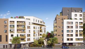 Alfortville programme immobilier neuve « Sillage »