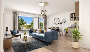 Alfortville programme immobilier neuve « Sillage »  (2)
