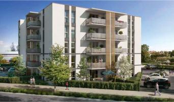 Montauban programme immobilier neuve « Esprit Nouveau »
