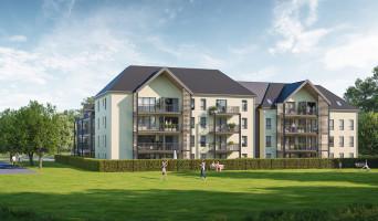 Vitré programme immobilier neuve « Le Kastell » en Loi Pinel  (2)