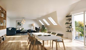 Vitré programme immobilier neuve « Le Kastell » en Loi Pinel  (3)