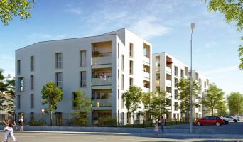 Villefranche-sur-Saône programme immobilier rénové « Les Jardins d'Adam »