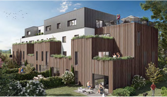 Sainghin-en-Weppes programme immobilier neuve « Naturessence »  (2)