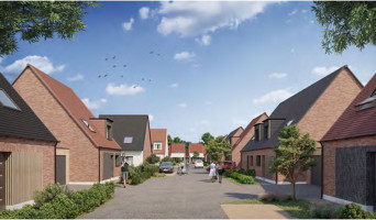Sainghin-en-Weppes programme immobilier neuve « Naturessence »  (3)