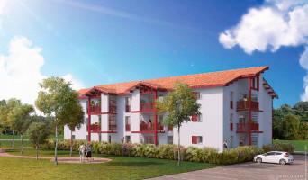 Saint-Palais programme immobilier neuve « Iturria »