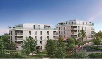 Toulouse programme immobilier rénové « Les Jardins de Pouvourville » en loi pinel