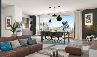 Toulouse programme immobilier neuve « Les Jardins de Pouvourville » en Loi Pinel  (2)