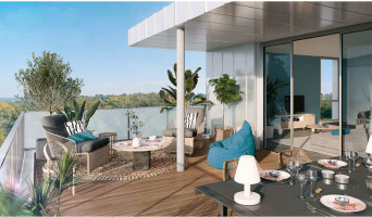 Toulouse programme immobilier neuve « Les Jardins de Pouvourville » en Loi Pinel  (3)
