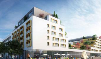Voiron programme immobilier rénové « Les Girandières du Lac »