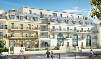 Périgueux programme immobilier neuf « Les Girandières du Périgord Blanc »