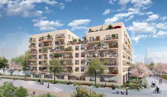 Rouen programme immobilier rénové « Les Girandières Cœur Normandie »