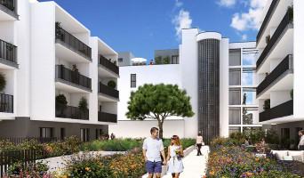 Royan programme immobilier neuve « L'Orée du Parc »  (2)