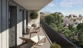 Royan programme immobilier neuve « L'Orée du Parc »  (4)