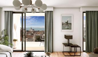 Royan programme immobilier neuve « L'Orée du Parc »  (5)