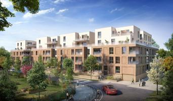 Toulouse programme immobilier rénové « L'Ariane » en loi pinel