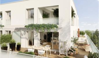 Toulouse programme immobilier neuve « L'Ariane » en Loi Pinel  (2)