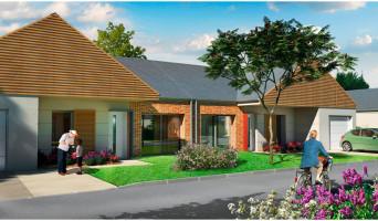 Meung-sur-Loire programme immobilier rénové « La Promenade des Moulins »