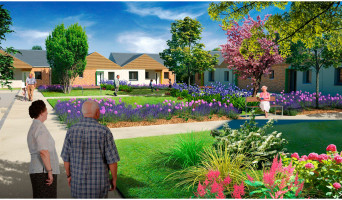 Meung-sur-Loire programme immobilier neuve « La Promenade des Moulins »  (2)