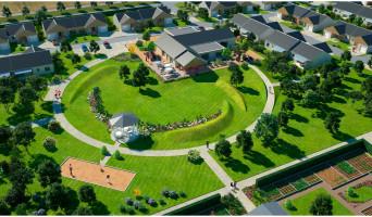 Meung-sur-Loire programme immobilier neuve « La Promenade des Moulins »  (3)