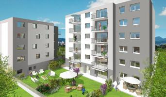 Clermont-Ferrand programme immobilier rénové « Cubik » en loi pinel