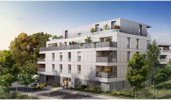 Toulouse programme immobilier rénové « Les Balcons de Pech David » en loi pinel
