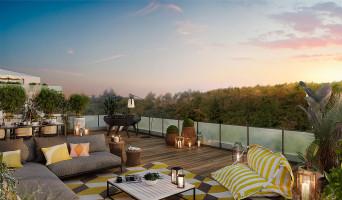 Toulouse programme immobilier neuve « Les Balcons de Pech David » en Loi Pinel  (2)