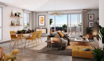 Toulouse programme immobilier neuve « Les Balcons de Pech David » en Loi Pinel  (3)