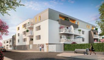 Mauguio programme immobilier rénové « Patio Clément » en loi pinel
