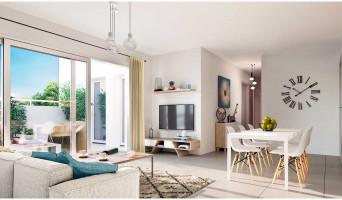 Mauguio programme immobilier neuve « Patio Clément » en Loi Pinel  (2)