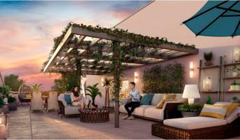 Mauguio programme immobilier neuve « Patio Clément » en Loi Pinel  (3)