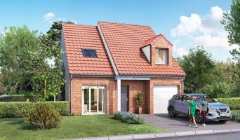 Anzin-Saint-Aubin programme immobilier neuve « Les Allées Fairway »  (2)
