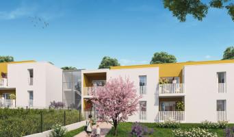 Montpellier programme immobilier rénové « Le Domaine de Bellefeuille » en loi pinel
