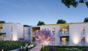 Montpellier programme immobilier neuve « Le Domaine de Bellefeuille » en Loi Pinel  (2)