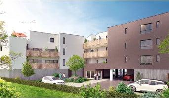 Saint-Nazaire programme immobilier rénové « Le Clos de la Seignerie » en loi pinel