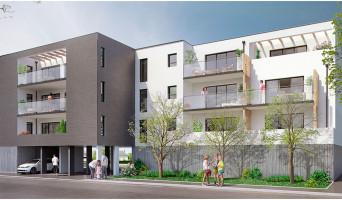 Saint-Nazaire programme immobilier neuve « Le Clos de la Seignerie » en Loi Pinel  (2)