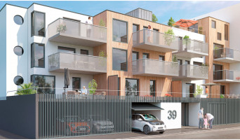 Brest programme immobilier neuf « Résidence de la Corniche »