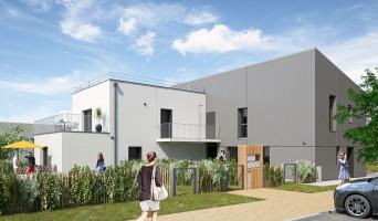 Saint-Brieuc programme immobilier neuve « Les Villes Dorées »