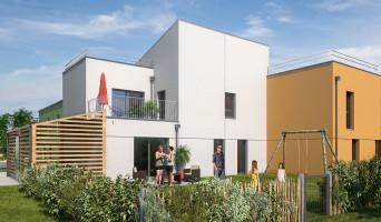 Saint-Brieuc programme immobilier neuve « Les Villes Dorées »  (3)