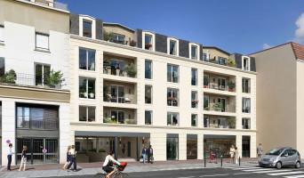 Sartrouville programme immobilier neuve « Le 21 Jaurès »