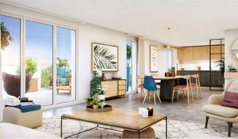 Aix-en-Provence programme immobilier neuve « La Restanque » en Loi Pinel  (2)