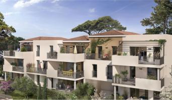 Aix-en-Provence programme immobilier neuve « La Restanque » en Loi Pinel  (3)