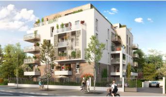 Amiens programme immobilier neuf « Novaé » en Loi Pinel